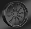 Hammer Solid Black Front Wheel