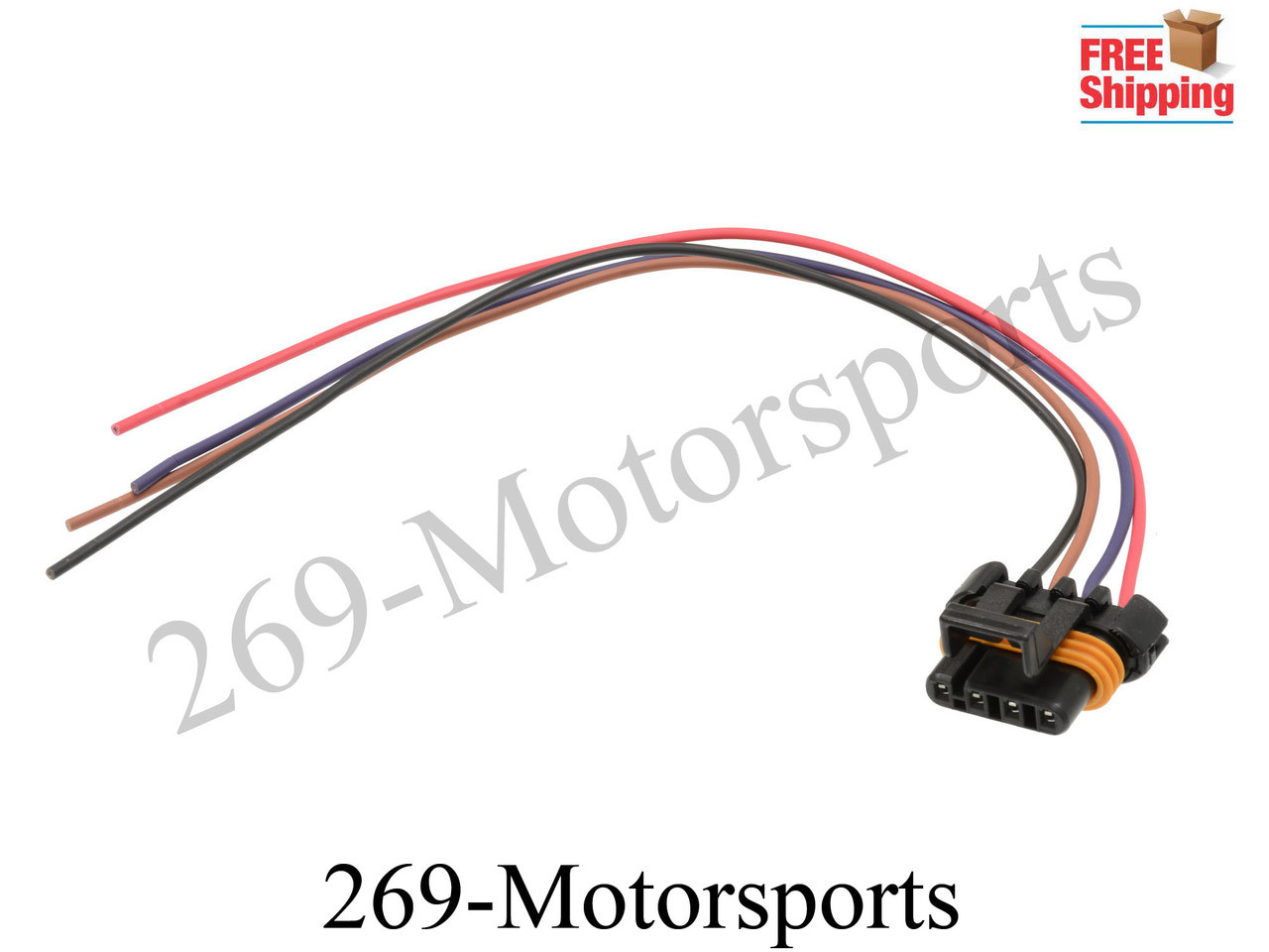 O2 Sensor Wiring Harness Library Lt133 Oxygen Connector Pigtail For Gm Camaro Firebird Ls1 Lt1