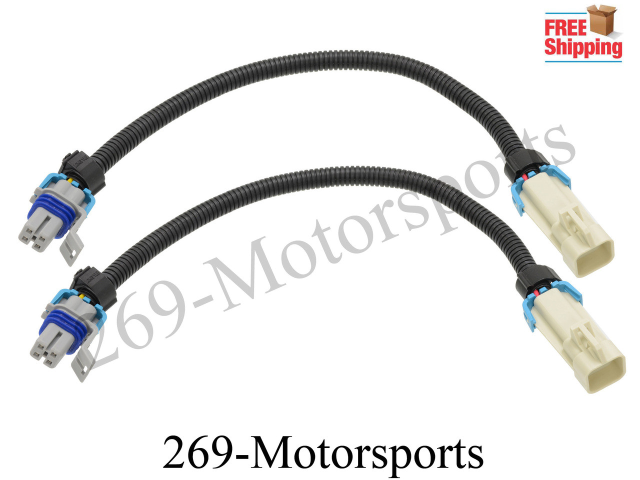 O2 Oxygen Sensor Header Extension Wire Harness Fits Ls1 Ls2 04 06 Shipping Gto Cts V 12
