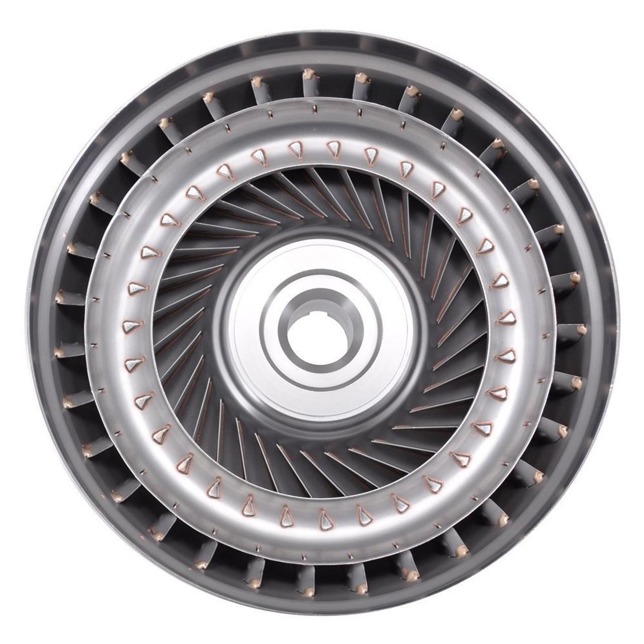 Circle D 278mm HP LS Torque Converter - 4L60E