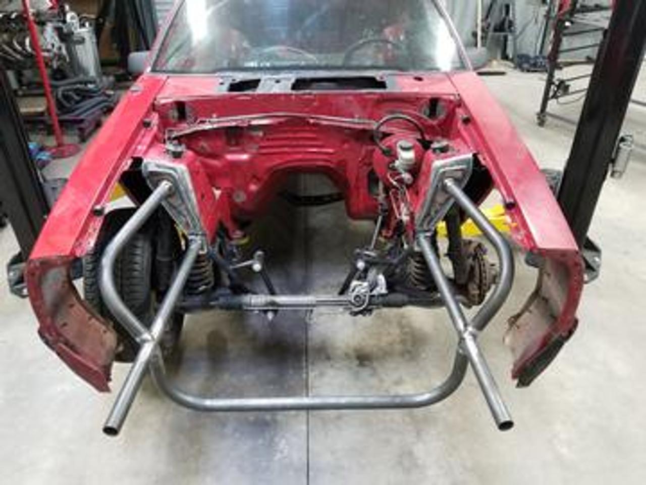 79-04 Mustang Tubular Front End Kit - Rock Solid Motorsports RSM