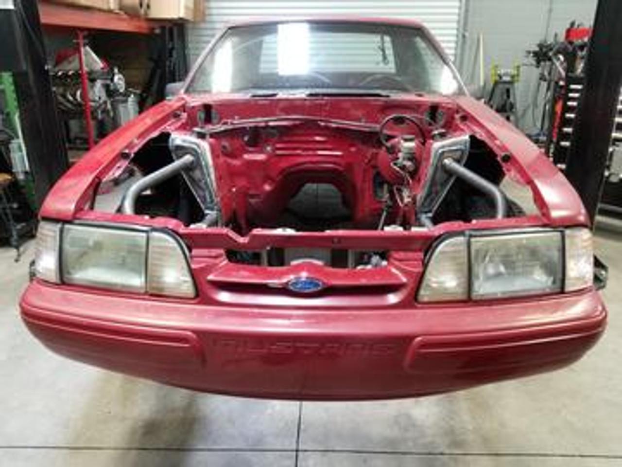 1979-2004 Mustang Tubular Front End Kit Foxbody SN95 - Rock Solid Motorsports RSM
