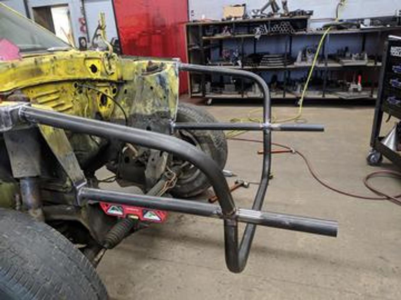 1979-2004 Mustang Tubular Front End Kit - Rock Solid Motorsports RSM