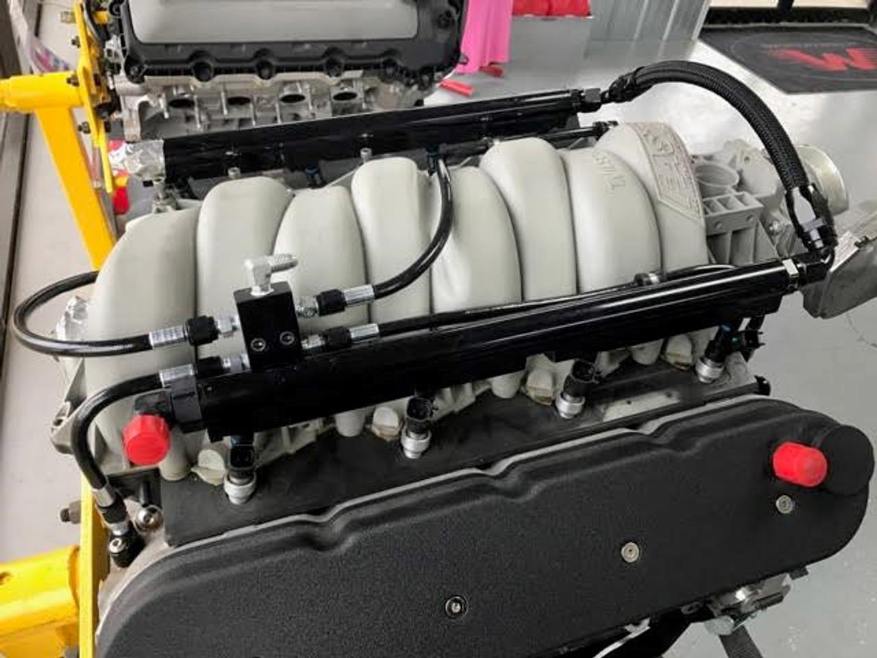 LS6 LS1 LS7 Coolant Crossover Steam Vent Kit LS3 LS9 LS2