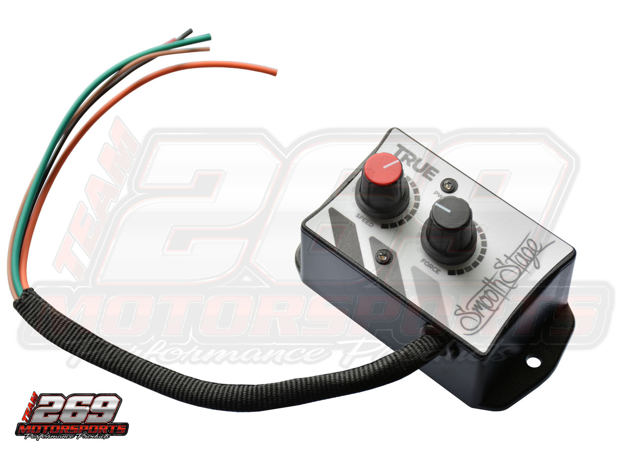 Smooth Stage Bump Box Turbo Staging System