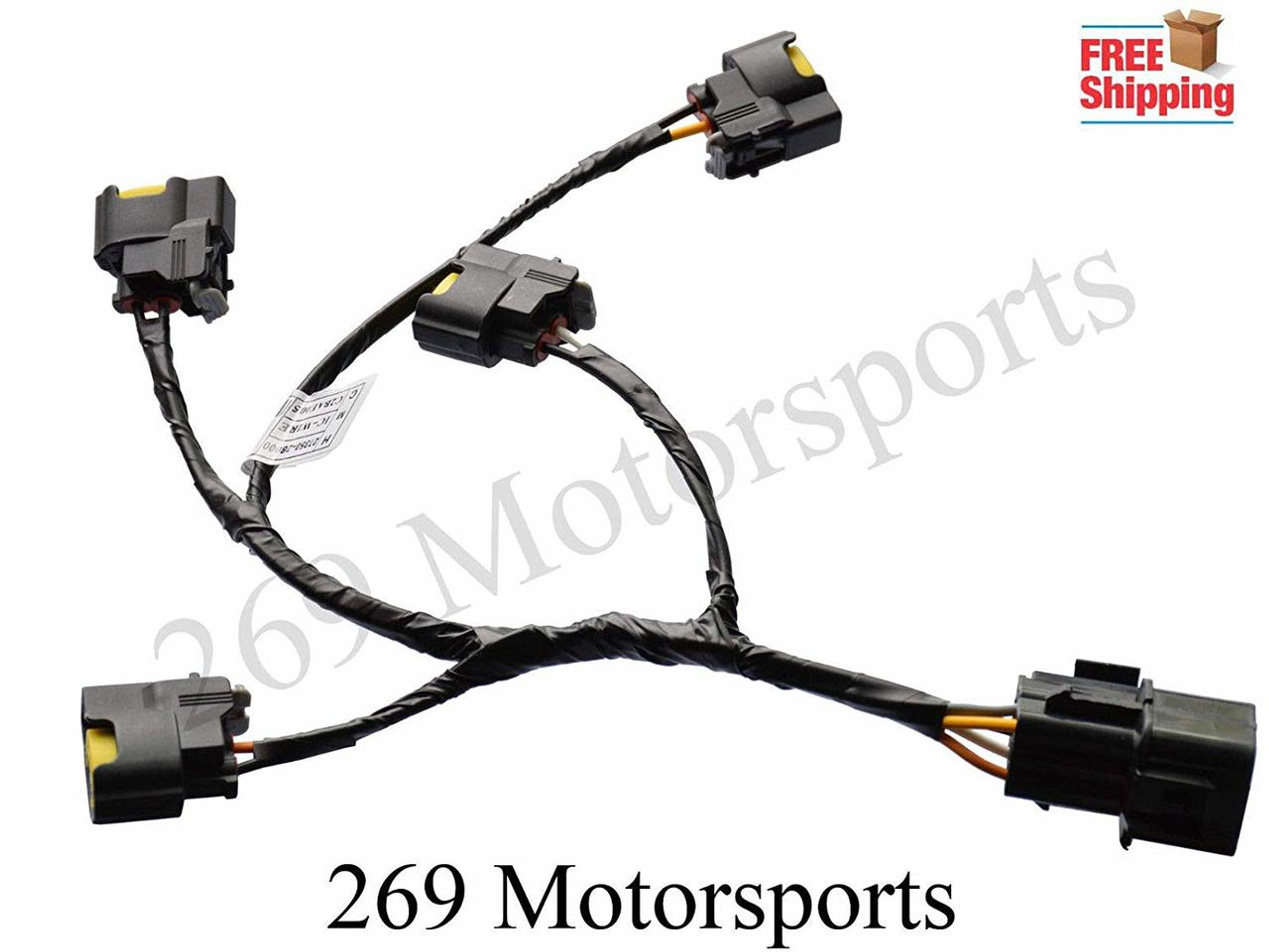 Ignition Coil Wire Harness For 10-14 Veloster Rio Soul 1