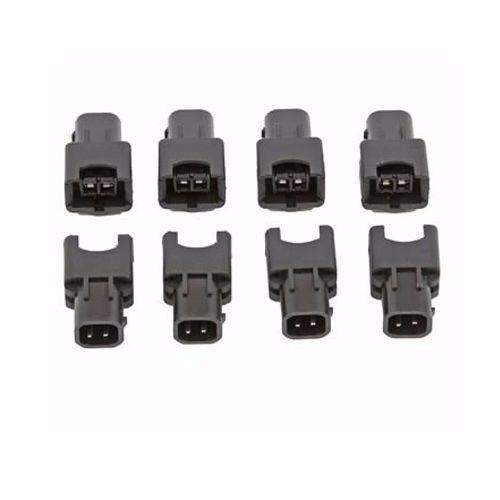 EV1 Jetronic Minitimer Female to EV6 USCAR Male Fuel Injector Adapter