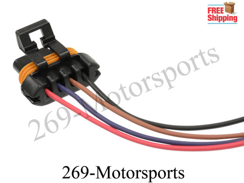 O2 Oxygen Sensor Wiring harness Connector Pigtail For GM Camaro Firebird LS1 LT1
