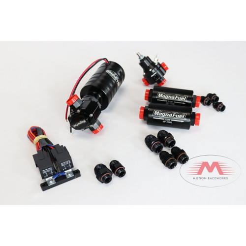 Motion Raceworks EFI Race Fuel System Basic MP-4703-BLK