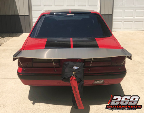 Team Z 1979-1993 Mustang Outlaw Wing