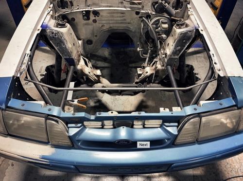 79-04 Mustang Universal Tubular Front End