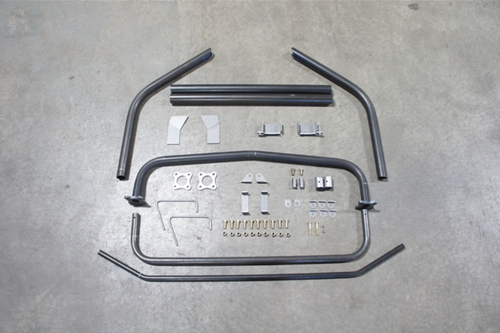 Team Z Foxbody Mustang 79-93 Tubular Front End Kit - UNWELDED