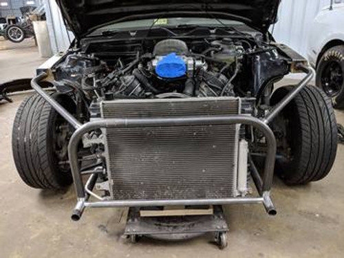 S197 2007-09 GT500 Mustang Tubular Front Kit