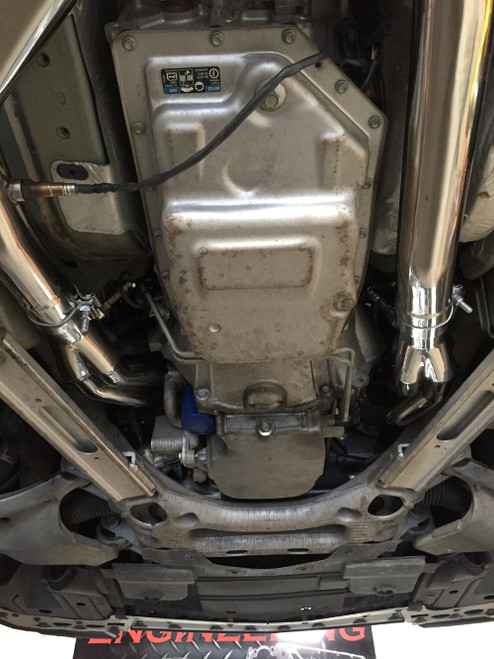 Cadillac CTS-V Longtube Headers 2009-15 (6.2L Engines)