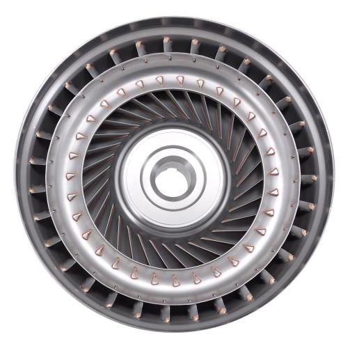 Circle D 278mm HP LS Torque Converter - 6L80