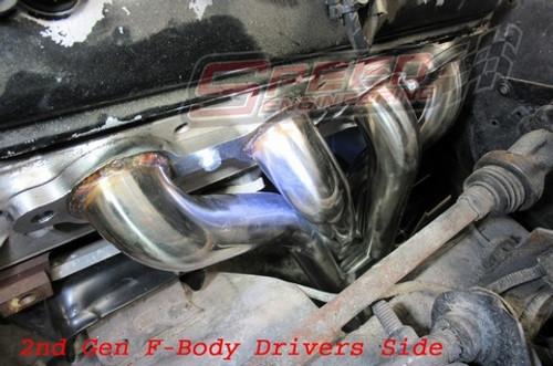 """LS Longtube Headers 1 7/8"""" A & G Body, F-Body, X-Body (Swap, Conversion) LS1, LS2, LS3, LS6"""