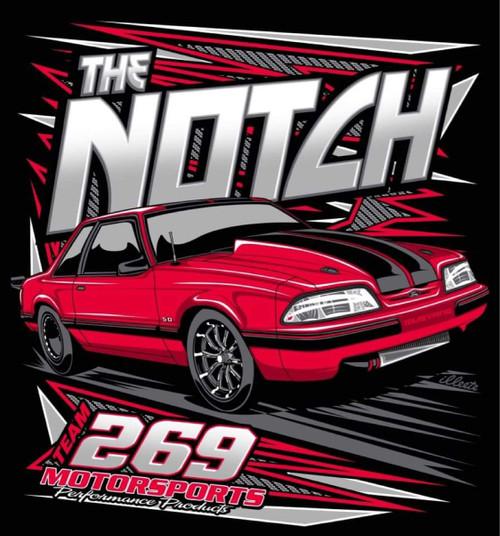 "269 Motorsports ""The Notch"" T-Shirt"