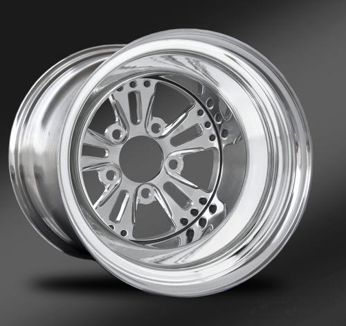 RC Components Fusion Non-Beadlock Rear Wheel