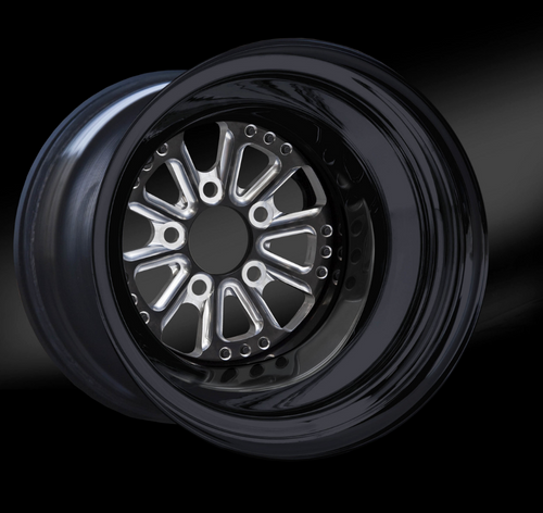 RC Components Hammer / Hammer S- Non-Beadlock Rear Wheel