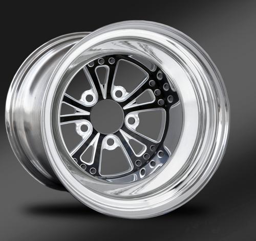 RC Components Torx- Non-Beadlock Rear Wheel