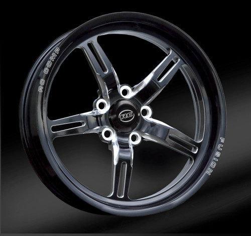 Fusion Eclipse Front Drag Race Wheel