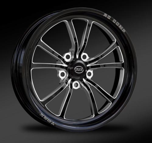 Torx Eclipse front drag race wheel