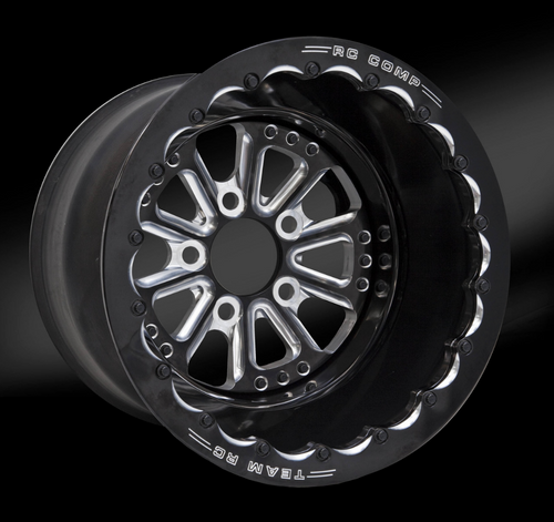 RC Components Exile / Exile S-Beadlock Rear Wheel