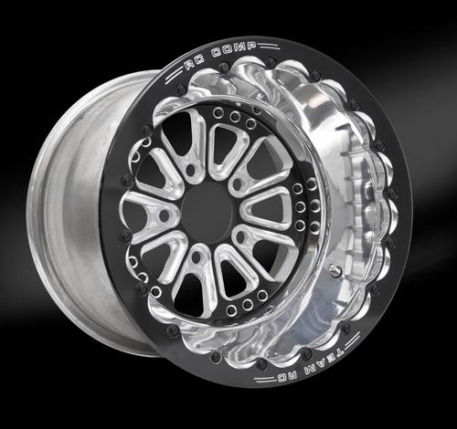RC Components Hammer / Hammer S- Beadlock Rear Wheel