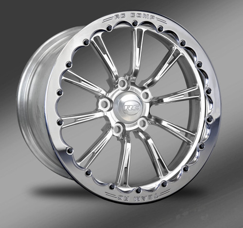 Hammer (polished) Beadlock Street Fighter Wheel