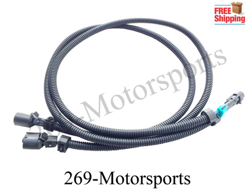 Knock Sensor Extension Wiring Harness For Ls1    Ls6 To Ls2 Conversion Adapter Gm