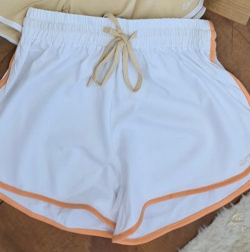 RE 80S SHORTS WHITE