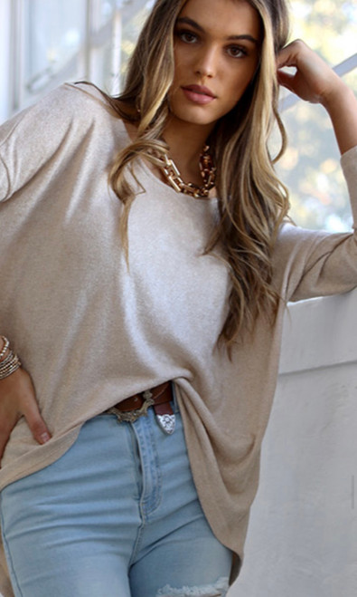 RE SOFT CREAM TOP