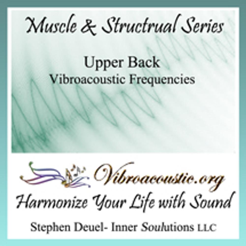 Upper Back VAT Frequencies