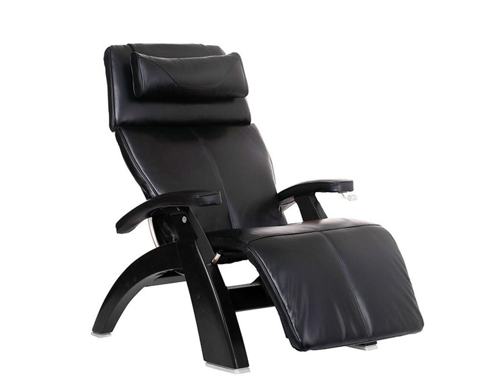 Black Premium Leather - Black Matte