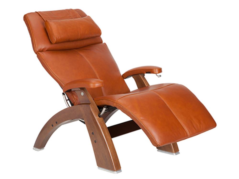 Cognac Leather - Walnut