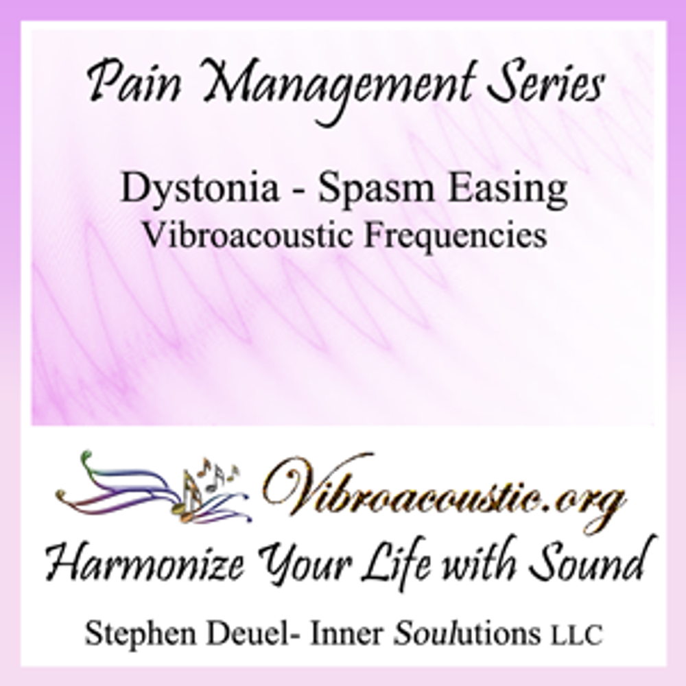 Inner Soulutions VAT Frequencies - Dystonia