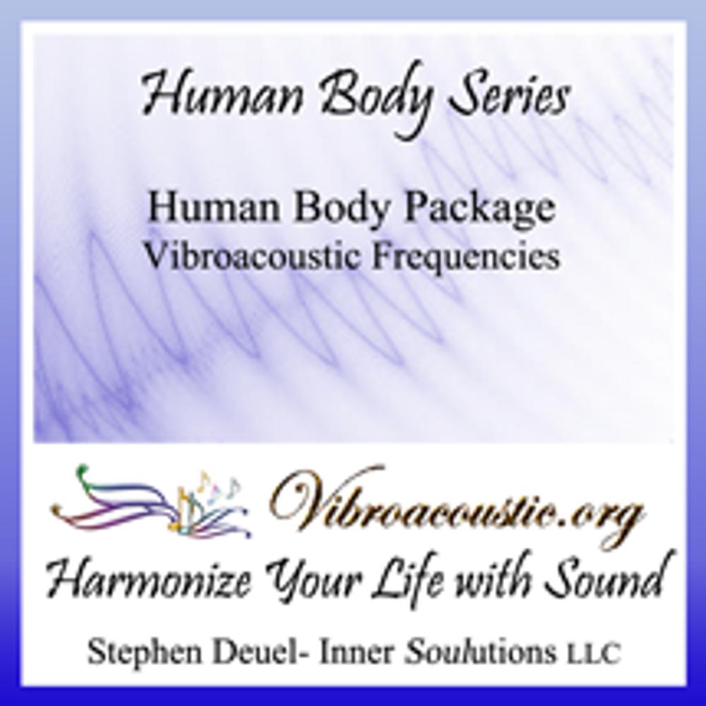 Human Body Series VAT Frequencies Pkg