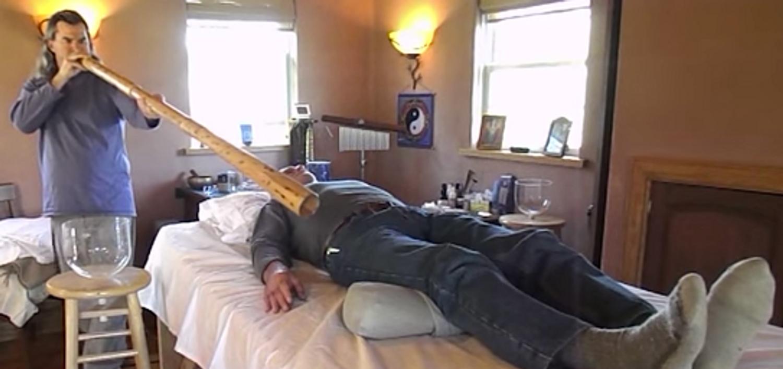 Didgeridoo and Sound Table Studio in Vermont