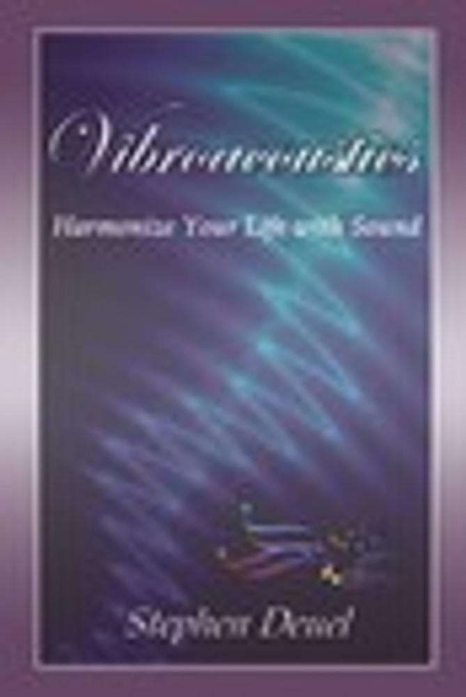 """""""Vibroacoustics - Harmonize Your Life with Sound"""" book is now available as a free ebook  download"""