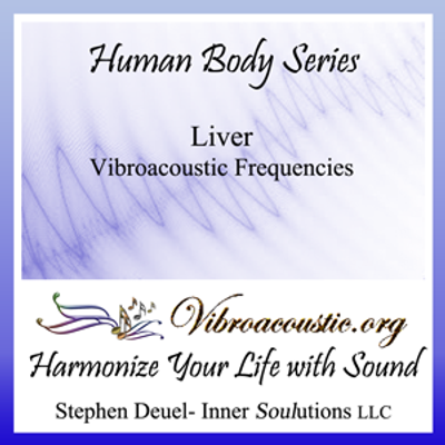 Inner Soulutions VAT Frequencies - Liver