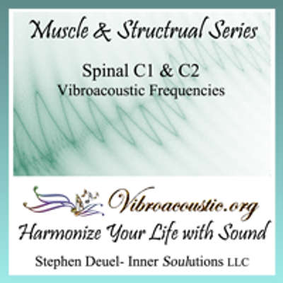 Inner Soulutions VAT Frequencies - Spinal C1 and C2