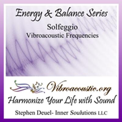 Inner Soulutions VAT Frequencies - Solfeggio