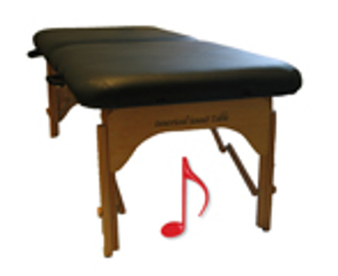 Sound Tables, Vibroacoustics and Chiropractic - Interview with Carlos A. Perez, D.C