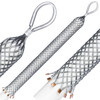 """2""""-2 3/4"""" Wire Mesh Pipe Puller"""