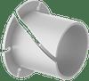 "1 1/4"" Adjustable Pipe Insertion Trumpet (10 Pack)"