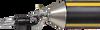 "HD-Heavy Duty Breakaway Connector 3-3/4"" Dia"