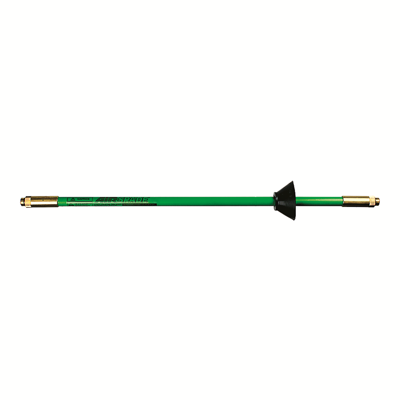 Utility AirSpade 4000 4 Ft Barrel with Dirt Shield