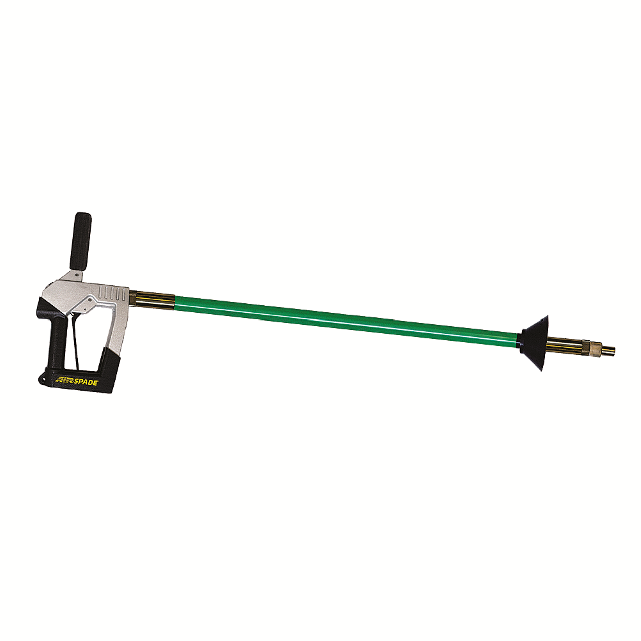 Utility AirSpade 4000 105 cfm with 4 ft Barrel