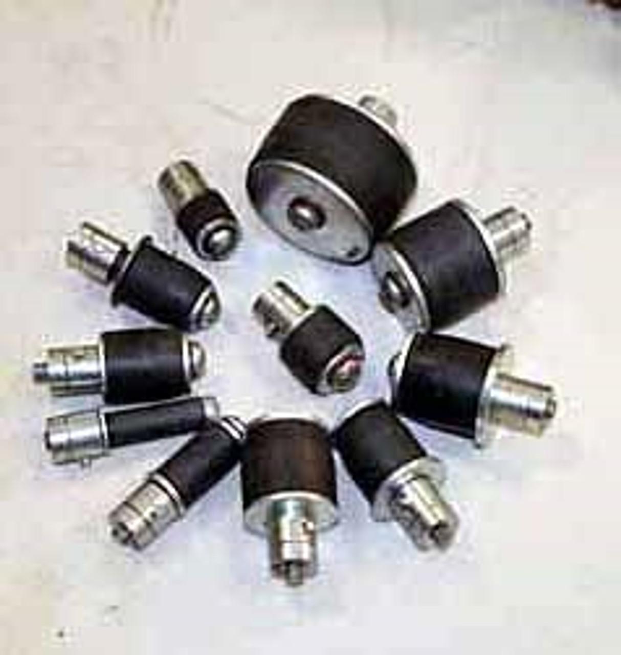 """2"""" Rubber Detachable Expansion Plugs"""