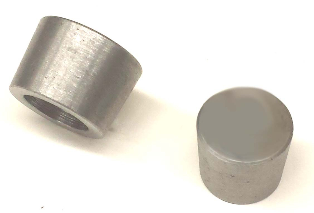 """1 1/4"""" Tapered Weld Plug for SCH 80 Pipe"""